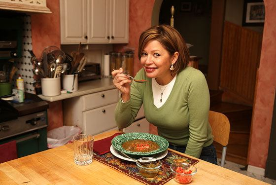 Daisy Martinez Daisy Martinez Gets Giddy Over Latin Eats Grub Street