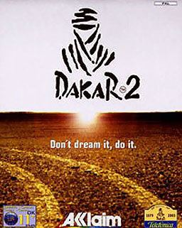 Dakar 2: The World's Ultimate Rally httpsuploadwikimediaorgwikipediaen00eDak