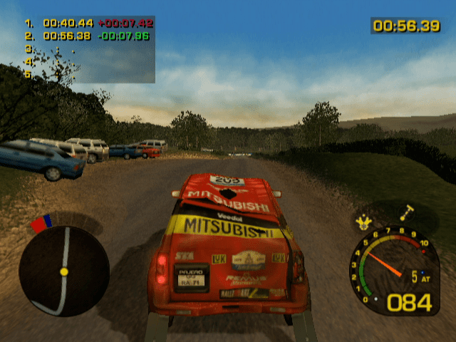 Dakar 2: The World's Ultimate Rally Dakar 2 The World39s Ultimate Rally Screenshots for GameCube MobyGames