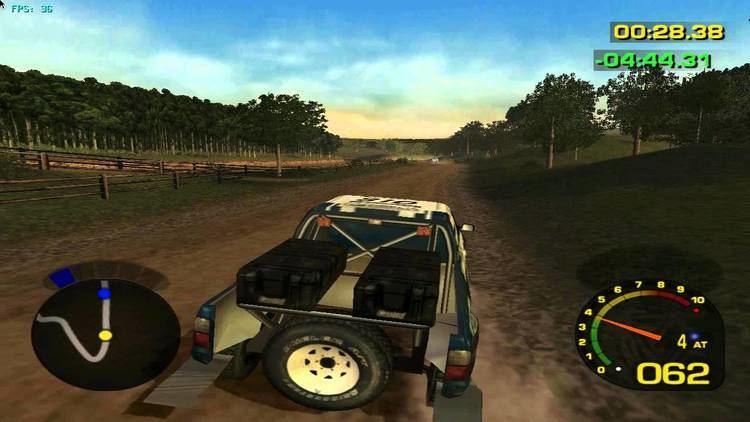 Dakar 2: The World's Ultimate Rally Dakar 2 The Worlds Ultimate Rally Gameplay YouTube