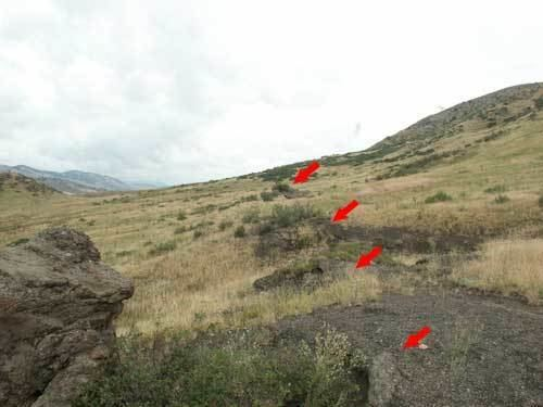 Dakota Hogback Green Mountain Fault Lakewood Colorado