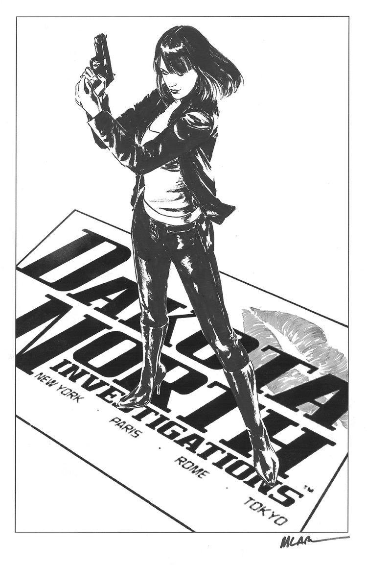 Dakota North (comics) Marvel Comics of the 1980s Very cool commissions of Dakota North by