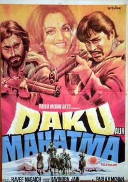 Daku Aur Mahatma movie poster