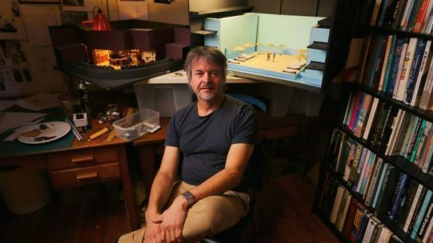 Dale Ferguson (designer) Meet the maker designer Dale Ferguson sets the scene for our stars