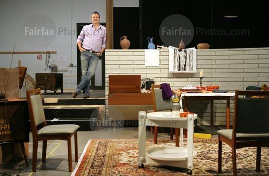 Dale Ferguson (designer) Fairfax Photos Dale Ferguson set designer on