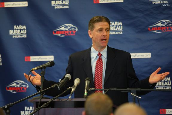 Dale Layer Dale Layer picked as new head coach for Liberty mens basketball