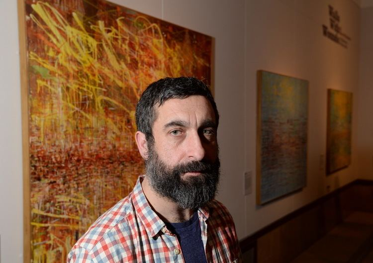 Dale Marshall (painter) arrestedmotioncomwpcontentuploads201402dale