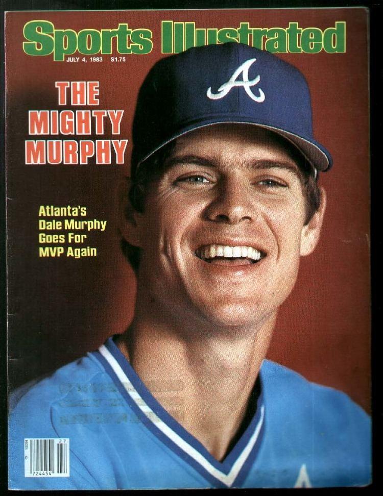 Dale Murphy Dale Murphy MLB Reports