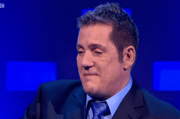 Dale Winton Is Dale Winton OK Presenter sparks concern as he 39doesn39t