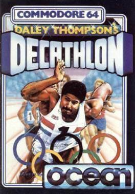 Daley Thompson's Decathlon httpsuploadwikimediaorgwikipediaen778Dal