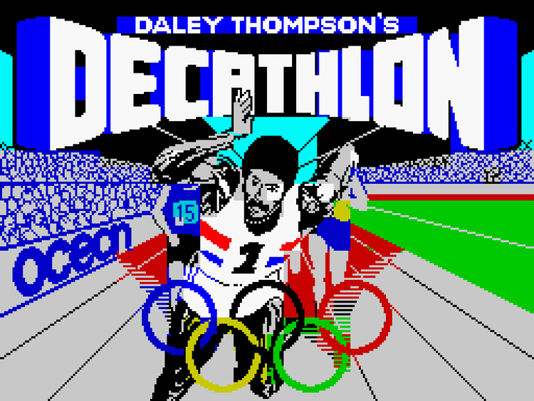 Daley Thompson's Decathlon Daley Thompson39s Decathlon Game Giant Bomb