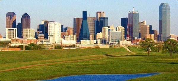 Dallas Beautiful Landscapes of Dallas
