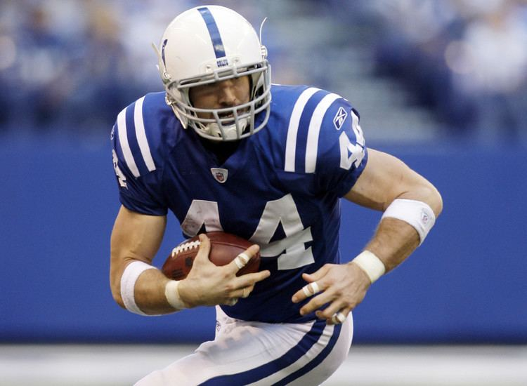 Dallas Clark Dallas Clark To ReSign Then Retire As Colt LuckAtLuke