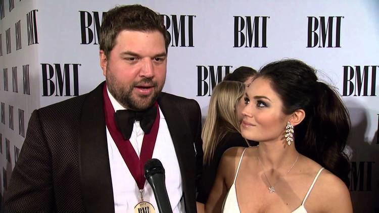 Dallas Davidson Dallas Davidson Interviewed at the 2014 BMI Country Awards