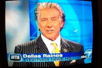Dallas Raines Images dallas weather man