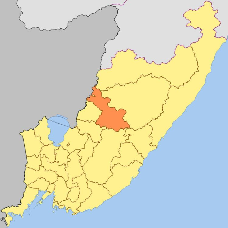 Dalnerechensky District