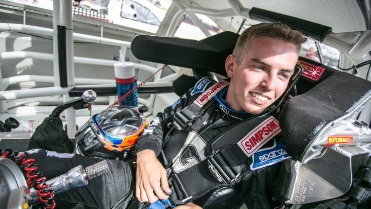 Dalton Sargeant Dalton Sargeant takes European detour to chase NASCAR dream Autoweek