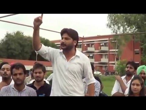 Dalvir Singh Khangura Speech By Dalvir Singh Goldy in 2013 to support Chandan Rana YouTube