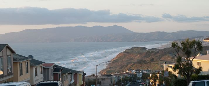 Daly City, California Beautiful Landscapes of Daly City, California