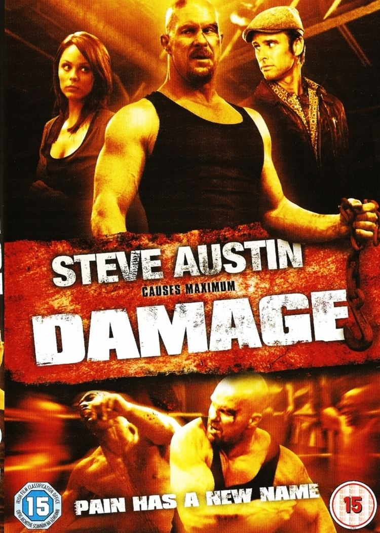 Damage 2009 Film Alchetron The Free Social Encyclopedia