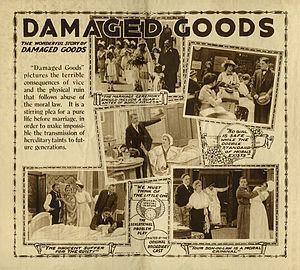 Damaged Goods (1919 film) Damaged Goods film Wikipedia