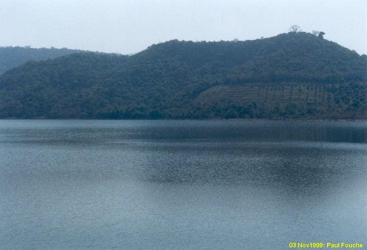 Damani Dam wwwdwagovzaiwqsrhpstateofriversstateofl