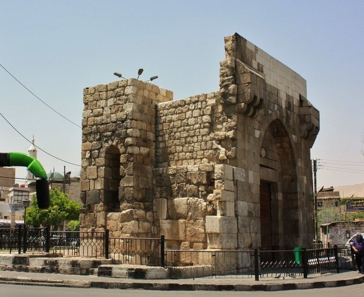 Damascus in the past, History of Damascus