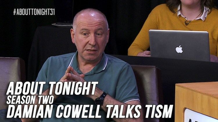 Damian Cowell ABOUT TONIGHT S02E09 27415 DAMIAN COWELL TALKS TISM