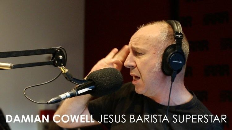 Damian Cowell Damian Cowell 39Jesus Barista Superstar39 Live at 3RRR