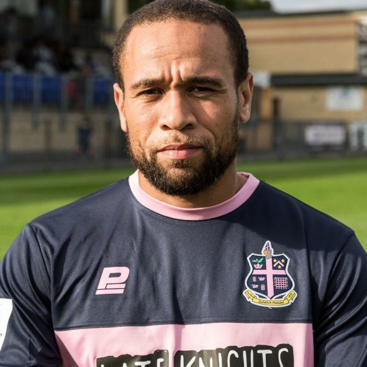 Damian Scannell Damian Scannell First XI Dulwich Hamlet Football Club