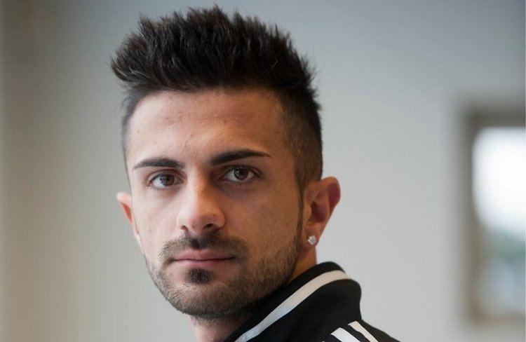 Damiano Quintieri Calcio Estero L39AZZURRO D39ESTONIA DAMIANO QUINTIERI