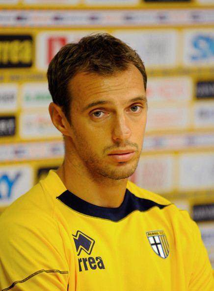 Damiano Zenoni Damiano Zenoni Pictures FC Parma Training Session Zimbio