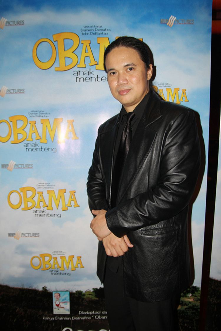 Damien Dematra Little Obamaquot Movie to be Released
