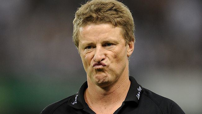 Damien Hardwick Will Type For Food Grimma Dimma