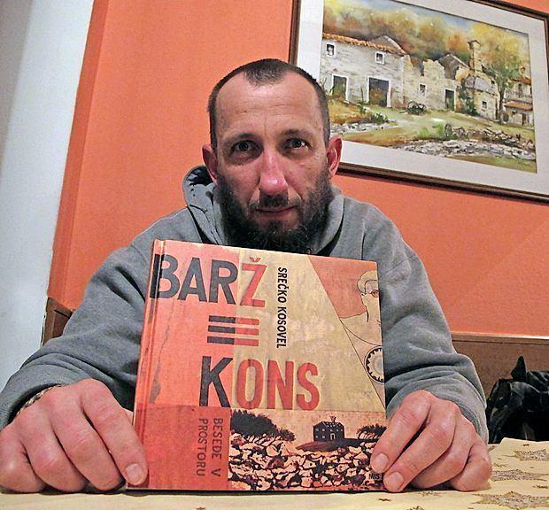Damijan Stepančič Kosovel terja stalie Primorske Novice