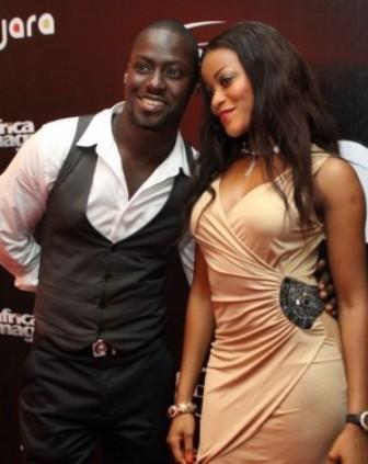 Damilola Adegbite Black Couple of the Week Chris Attoh And Damilola Adegbite