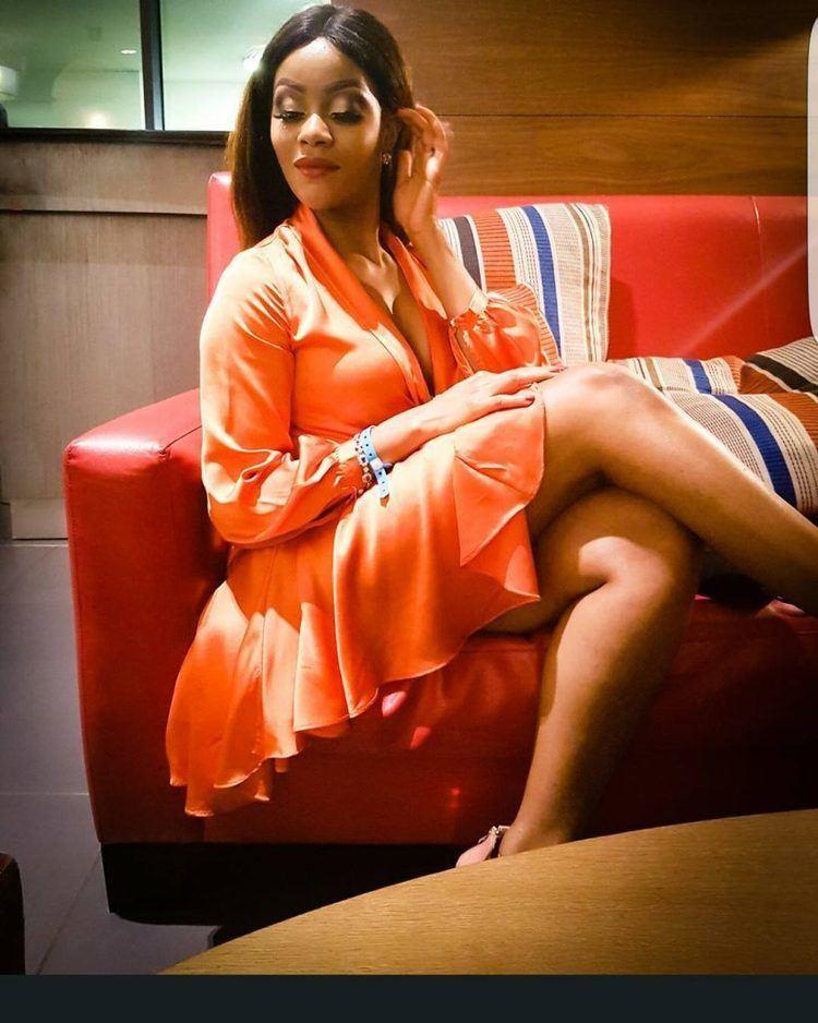 Damilola Adegbite Tinsel Stars Chris Attoh and Damilola Adegbites marriage about to