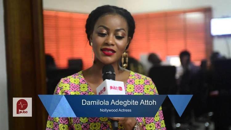Damilola Adegbite Damilola Adegbite Attoh Describes Her Experience While In Ghana