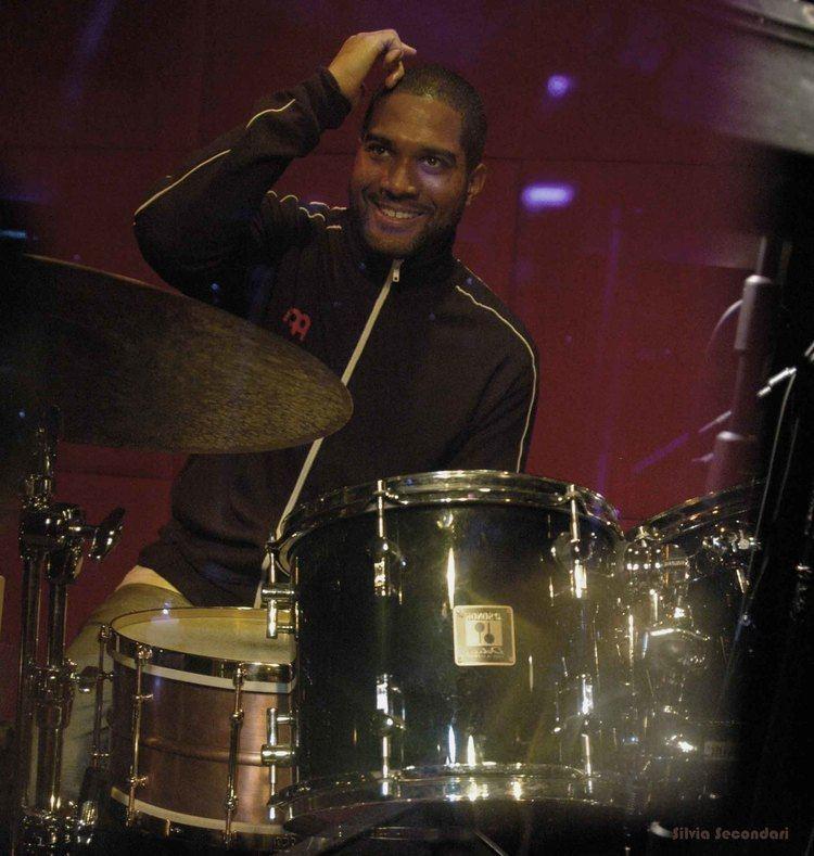 Damion Reid MEINL Cymbals Artists