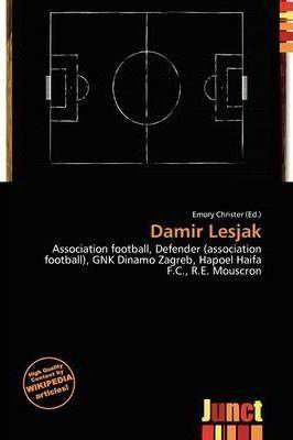 Damir Lesjak Damir Lesjak Emory Christer 9786136967622