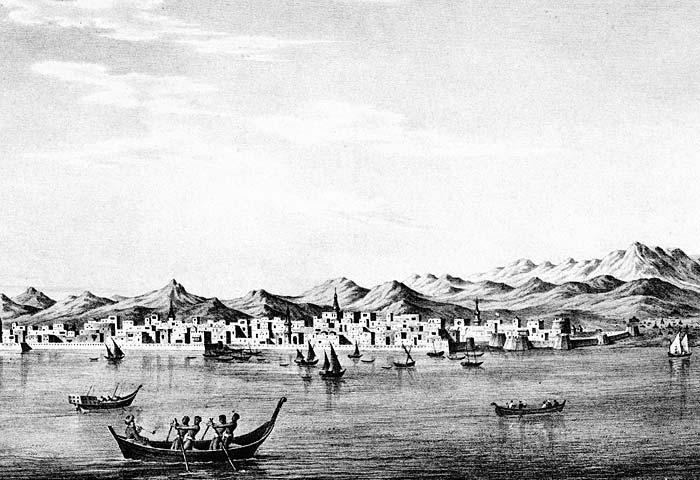 Dammam in the past, History of Dammam