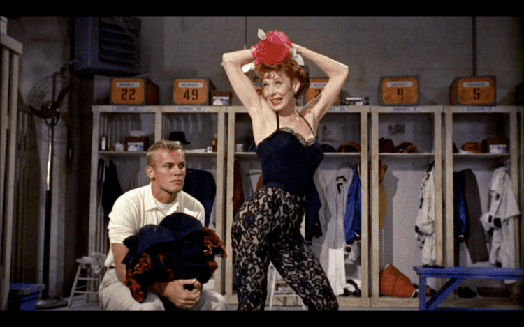 Damn Yankees (film) Damn Yankees 1958 Cine Pinterest Damn yankees Broadway and