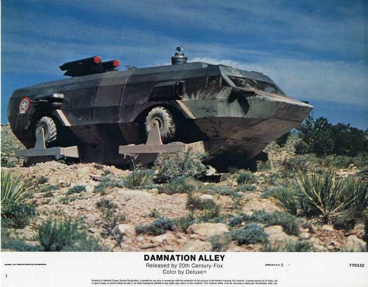 Damnation Alley (film) Damnation Alley 1977