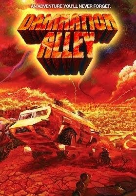 Damnation Alley (film) Damnation Alley 1977 XviD widescreen YouTube