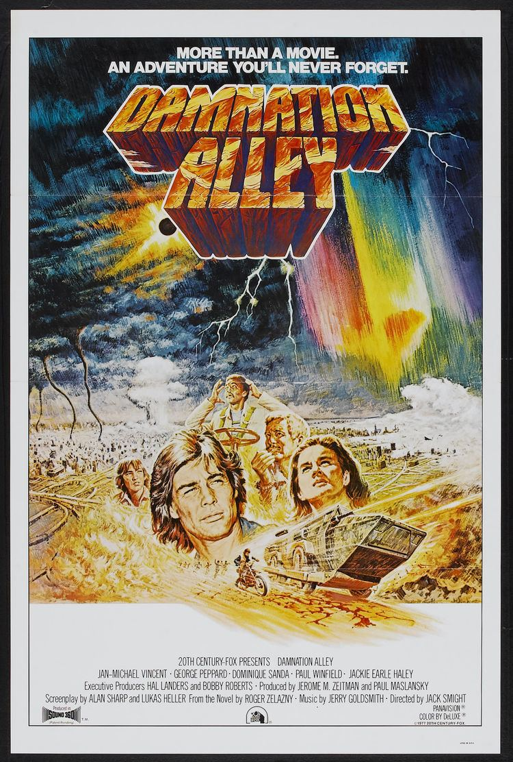 Damnation Alley (film) Mikes Movie Cave Damnation Alley 1977 Review