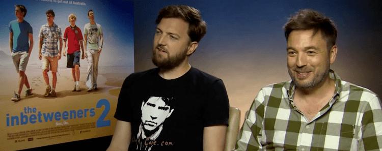 Damon Beesley The HeyUGuys Interview Iain Morris and Damon Beesley talk