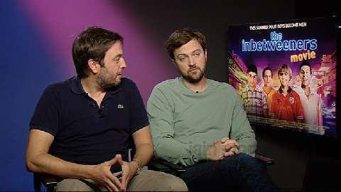 Damon Beesley The Inbetweeners Movie Exclusive Interview With Iain