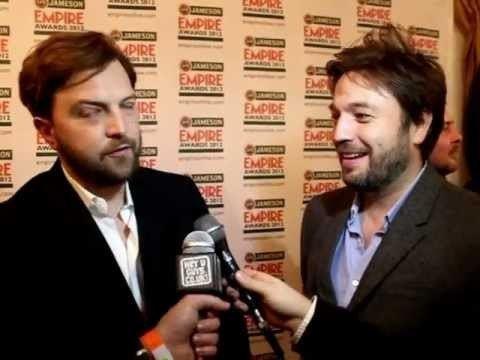 Damon Beesley Empire Awards 2012 The Inbetweeners Iain Morris Damon