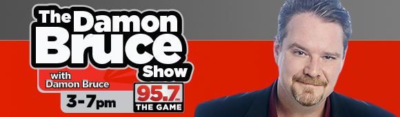 Damon Bruce 957 The GAME The Damon Bruce Show
