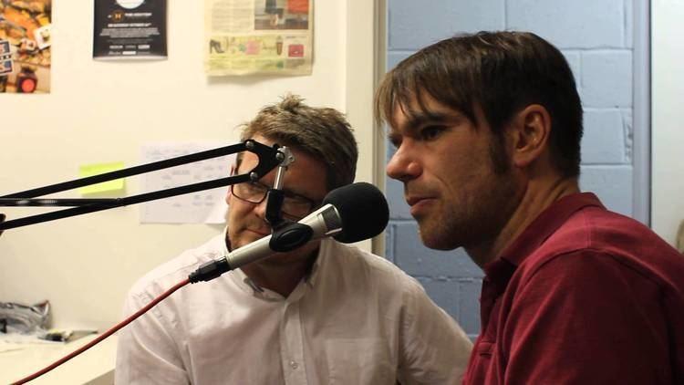 Damon Minchella Damon Minchella amp Tony Briggs interview on Gigslutz Radio
